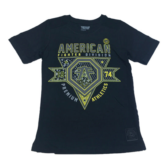 American Fighter - Womens - Wingate Short Sleeved Tee - Black