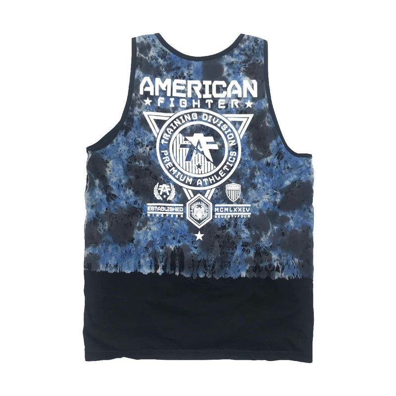 American Fighter Massachusetts Tank Top - PremierVII