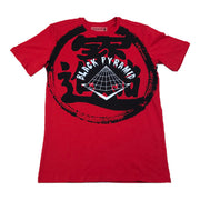 Black Pyramid - Mens - Congee Tee - Red