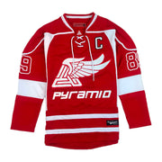 Black Pyramid - Mens - Tri Wing Hockey Jersey