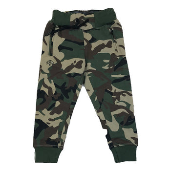 Jordan Craig - Toddlers - Camo Fleece Joggers - Woodland