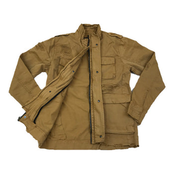 Jordan Craig - Mens - Stone Washed and Shredded Field Jacket - PremierVII