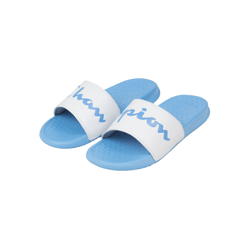 Champion Women's Split Script Super Slides