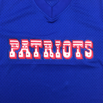 new products 6db72 6186a Mitchell & Ness New England Patriots Mesh Jersey