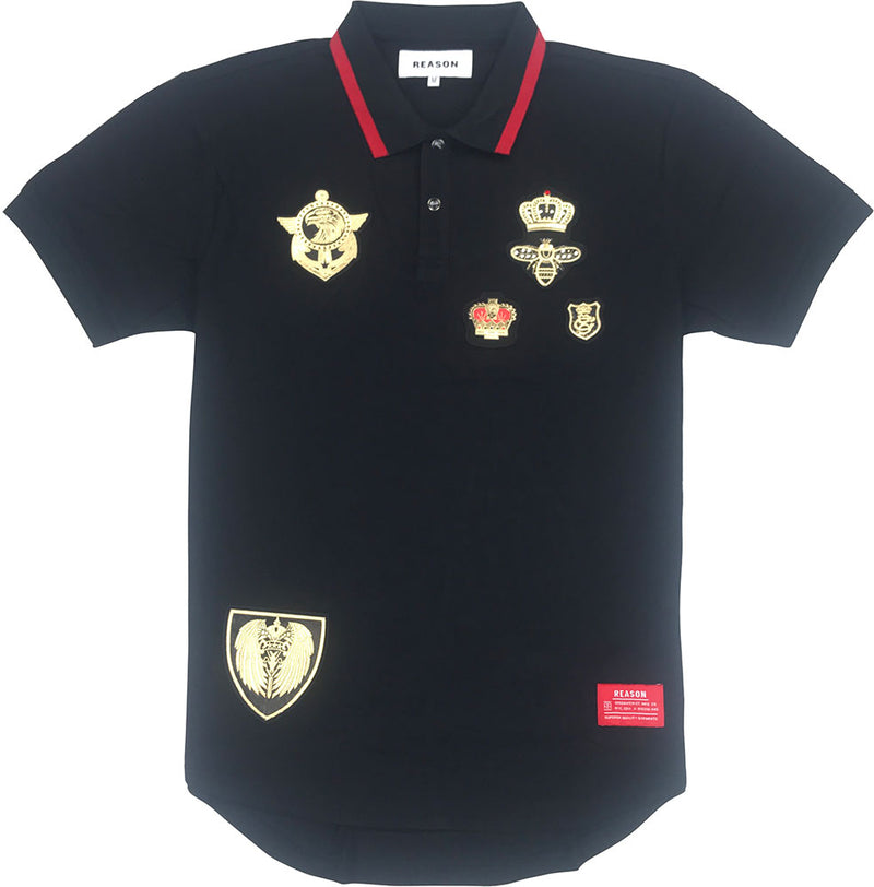 Reason Richmond Polo Shirt