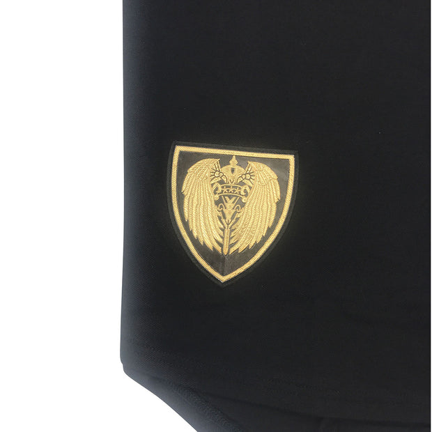 Reason Richmond Polo Shirt Lower Right Patch