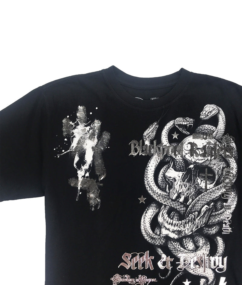 Affliction Seek Victory Drop Tee - PremierVII