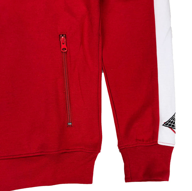 Black Pyramid Athletic Color Track Jacket - PremierVII