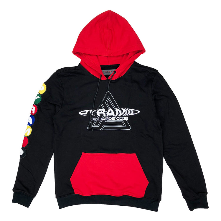 Black Pyramid Billiard Club Hoodie - PremierVII