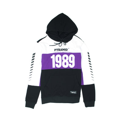 Black Pyramid Men's 1989 Hoody Black
