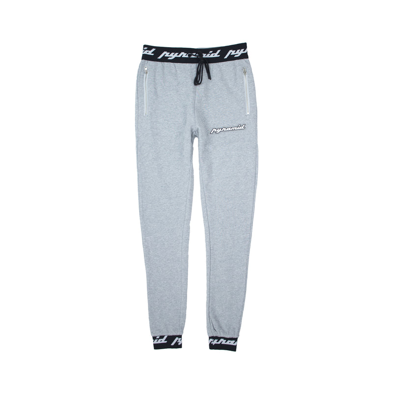 Black Pyramid Men's Core 3D Rubber Patch Pants Heather Grey