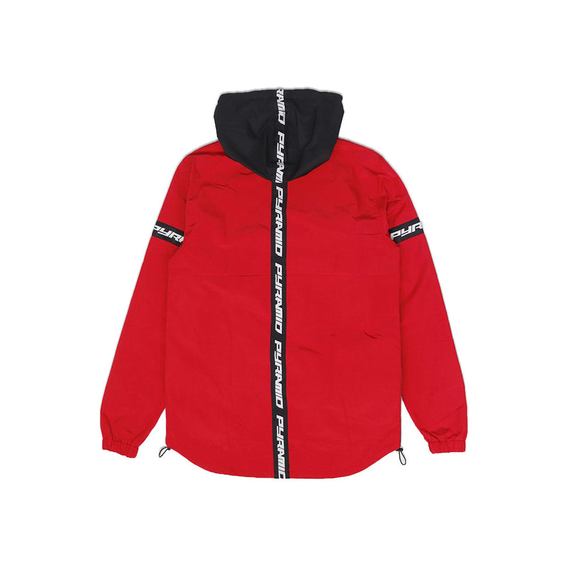 Black Pyramid Men's Logo Tape Jacket - PremierVII