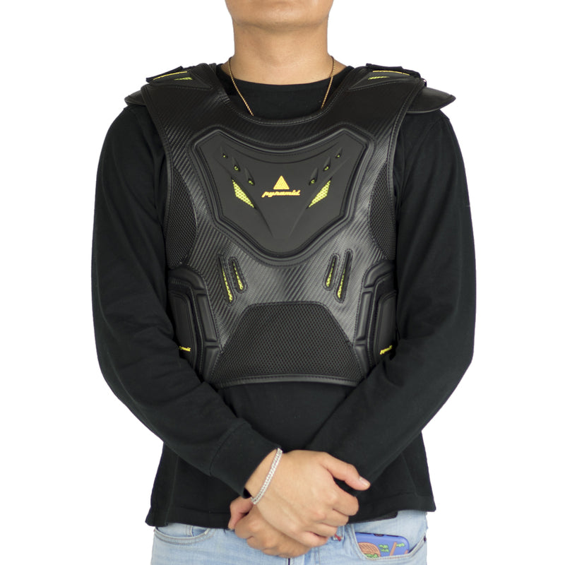 Black Pyramid Men's Street-X Vest Black