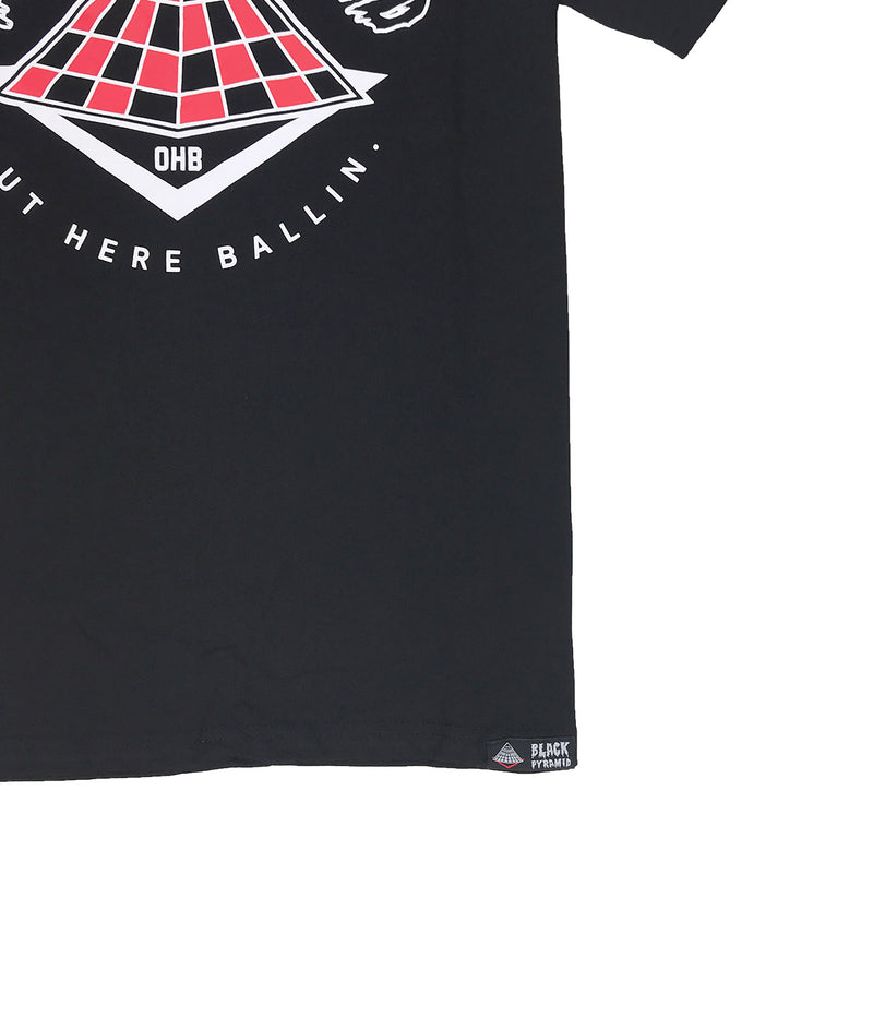Black Pyramid OHB Short Sleeved Shirt - PremierVII