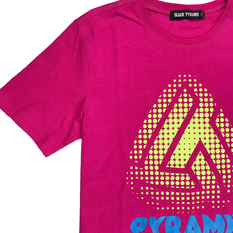 Black Pyramid Pixel Pyramid Short Sleeved Shirt - PremierVII