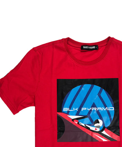 Black Pyramid Space Short Sleeved Shirt - PremierVII