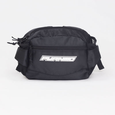Black Pyramid Tech Sling Bag - PremierVII