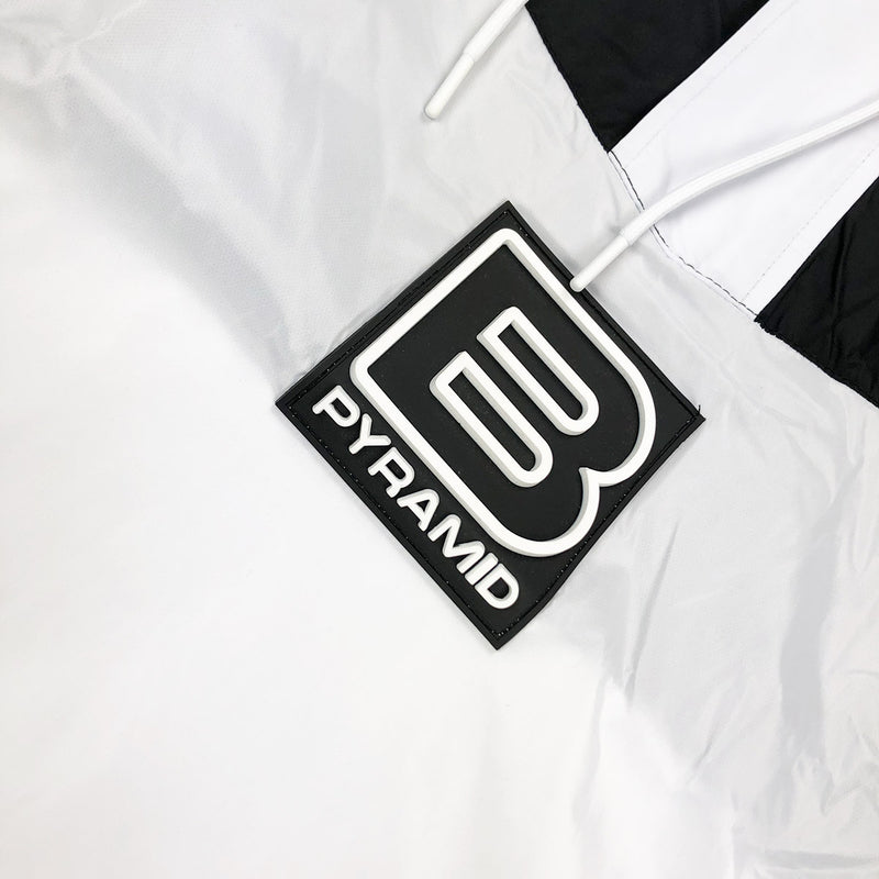 Black Pyramid Windbreaker - PremierVII
