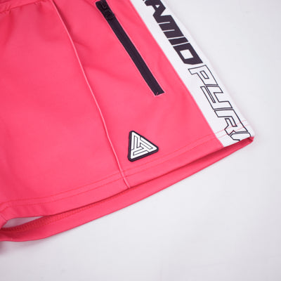 Black Pyramid Women's Taped Track Shorts - PremierVII