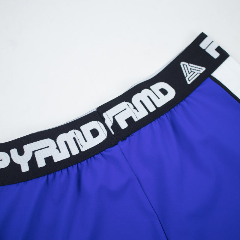 Black Pyramid Women's Biker Shorts - PremierVII