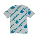 Champion All Over Script T-Shirt - PremierVII