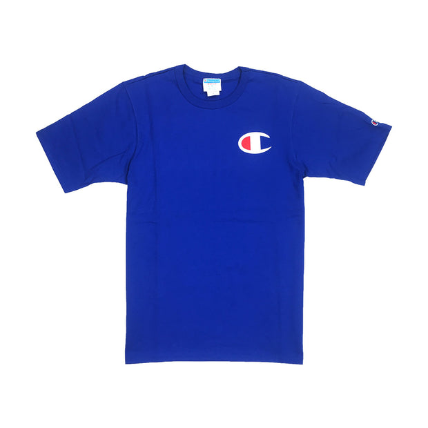 Champion Big C Logo T-Shirt Surf The Web
