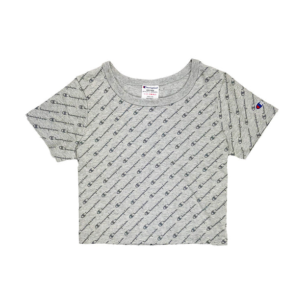 Champion Women's All Over Cropped Tee - PremierVII