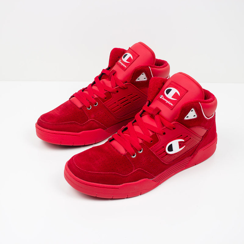Champion 3 On 3 Suede Sneakers - PremierVII