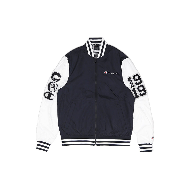 Champion Men's Satin Baseball Jacket - PremierVII