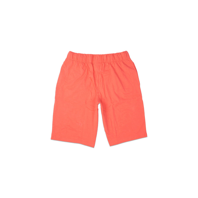Champion Men's Jersey Jam Shorts Groovy Papaya Back