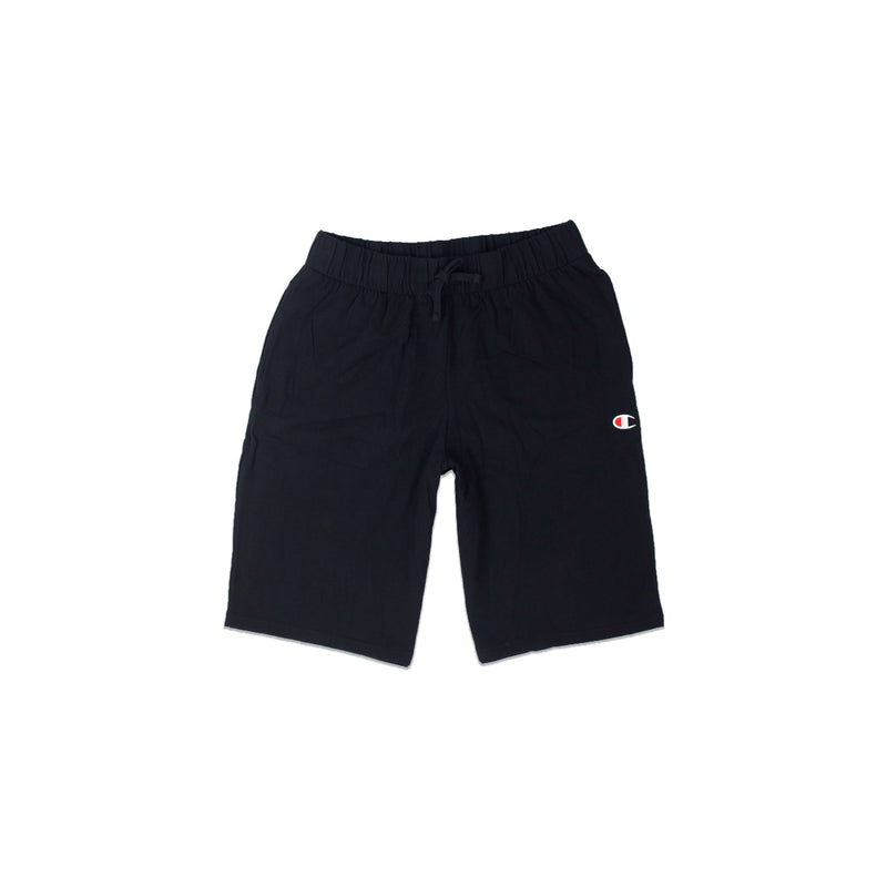 Champion Men's Reverse Weave Cut Off Shorts Black