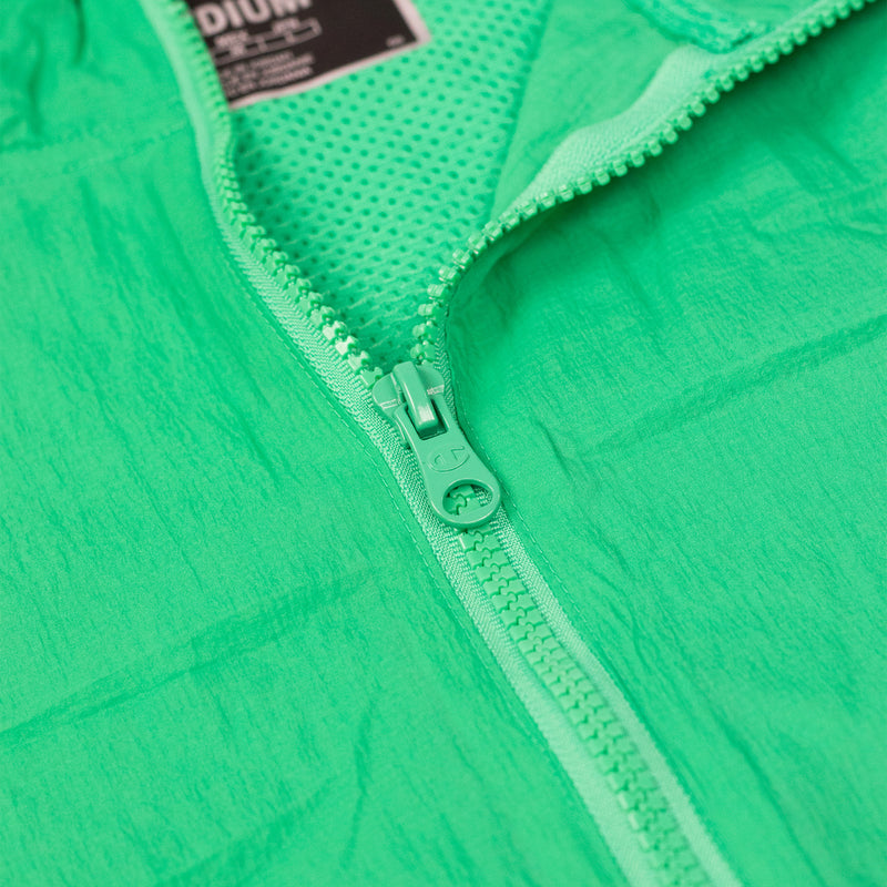 Champion Men's Manorak Green Myth Zipper