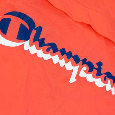 Champion Men's Manorak Groovy Papaya Logo
