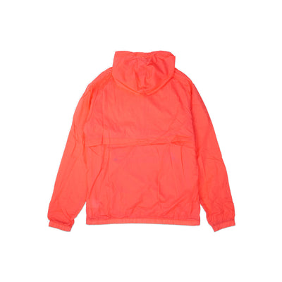 Champion Men's Manorak Groovy Papaya Back