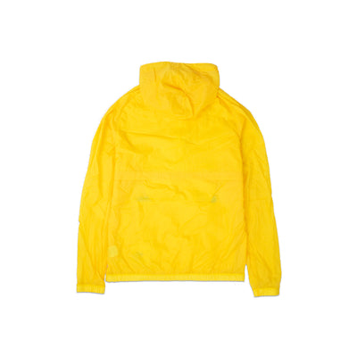 Champion Men's Manorak Sunny Yellow Back