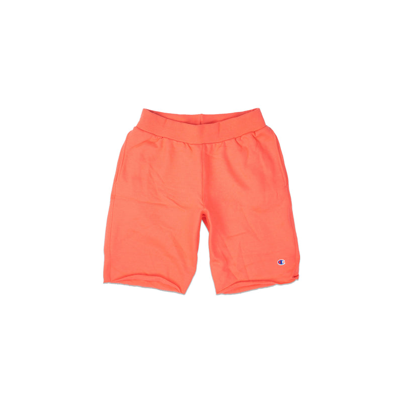 Champion Men's Reverse Weave Cut Off Shorts Groovy Papaya
