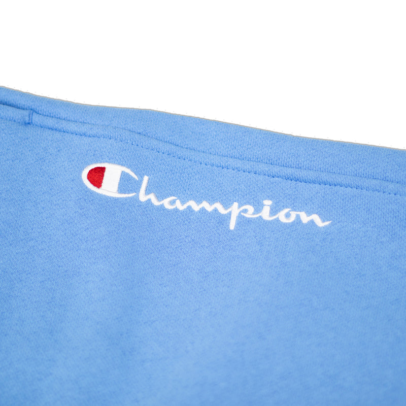 Champion Men's Reverse Weave Shift Joggers Active Blue Logo
