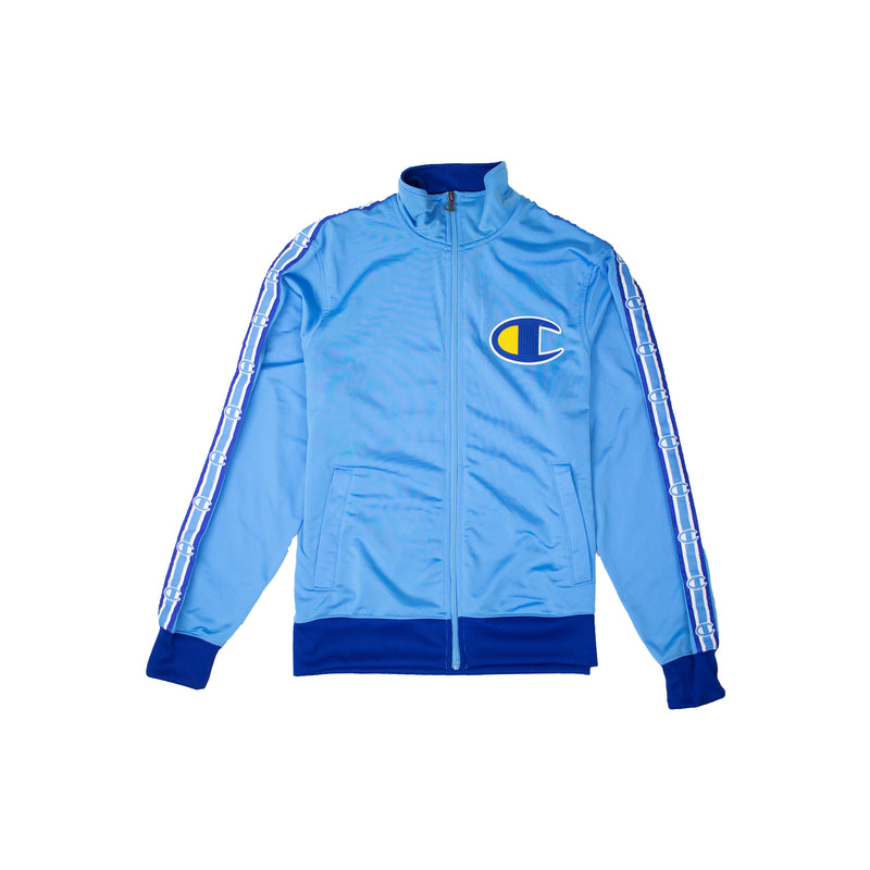 Champion Men's Track Jacket Active Blue