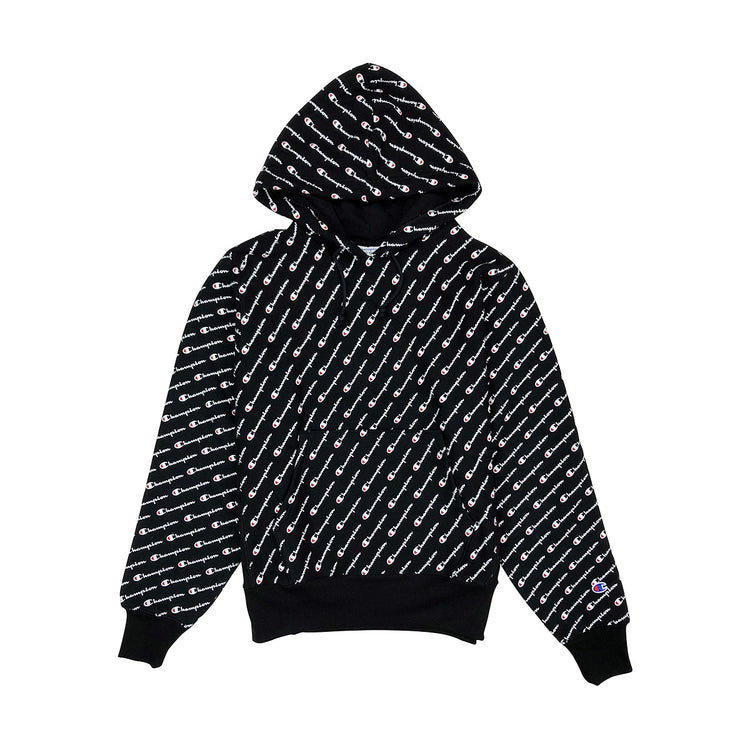 41542c8dab31 Champion Reverse Weave All Over Print Pullover Hoodie - PremierVII