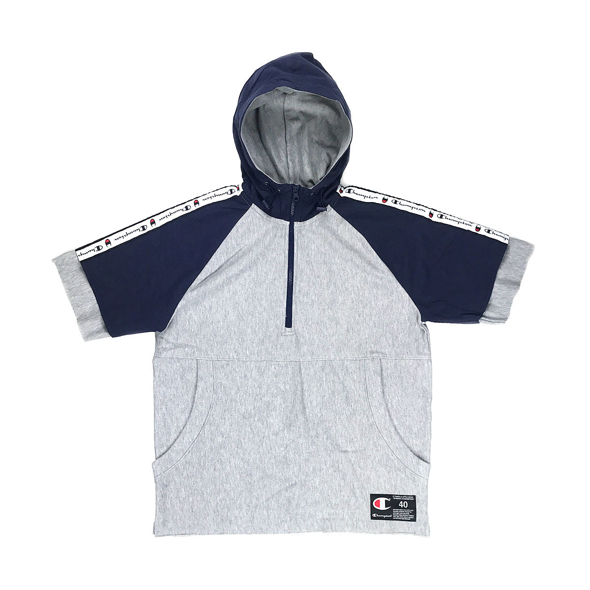 dc11e922 champion-reverse-weave-french-terry-quarter-zip-hoodie -oxford-grey.JPG?v=1527556145