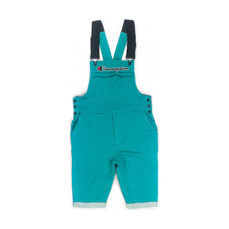 Champion Reverse Weave Shortall Overall Vivid Teal