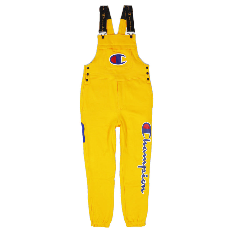 Champion Reverse Weave Super Fleece 3.0 Overalls Gold