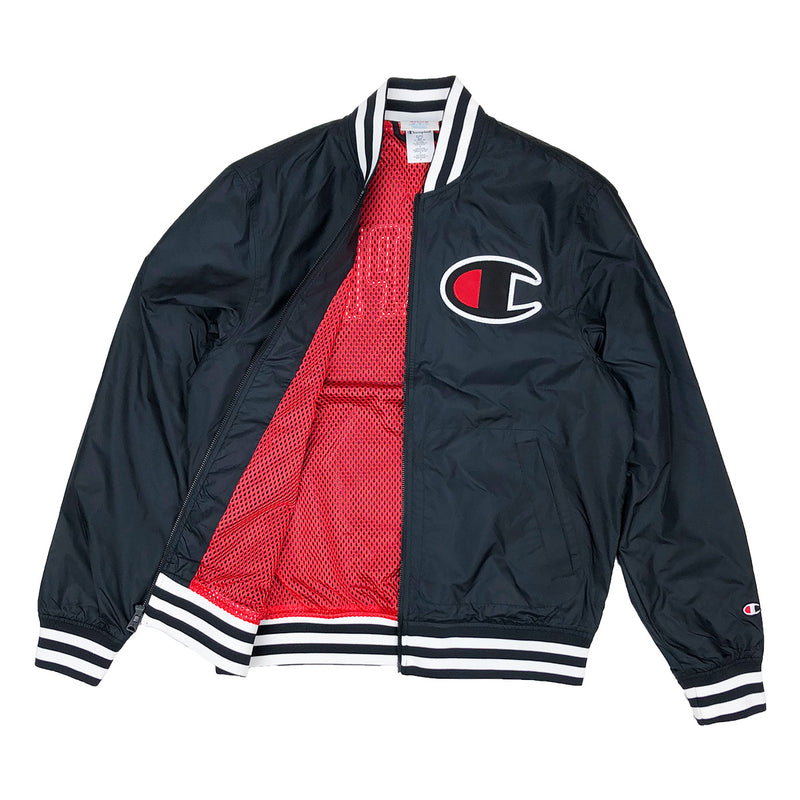 Champion Satin Baseball Jacket - PremierVII
