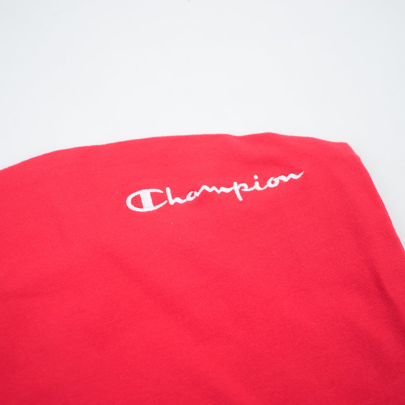 Champion Women's Everyday Tube Top Scarlet Artwork