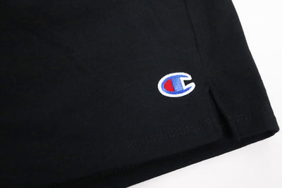 Champion Women's Practice Shorts Black Artwork