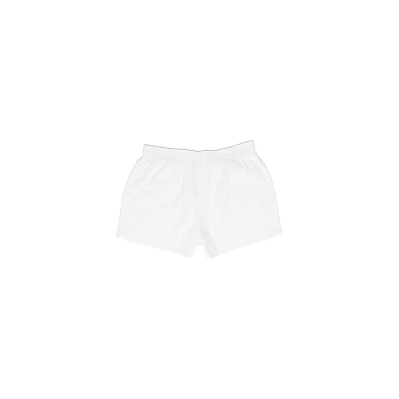 Champion Women's Practice Shorts White Back