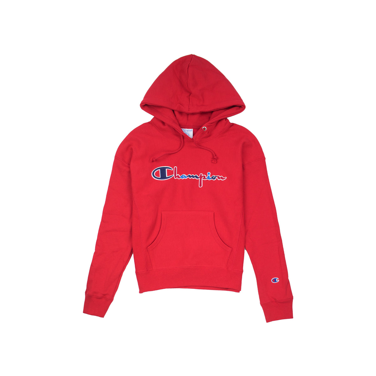 price lowest discount enjoy clearance price Champion Women's Reverse Weave 3 Color Script Hoodie