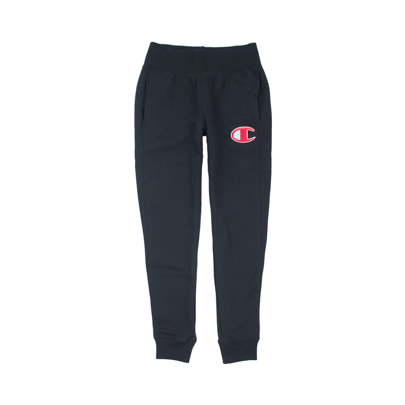 Champion Women's Reverse Weave Big C Joggers Black