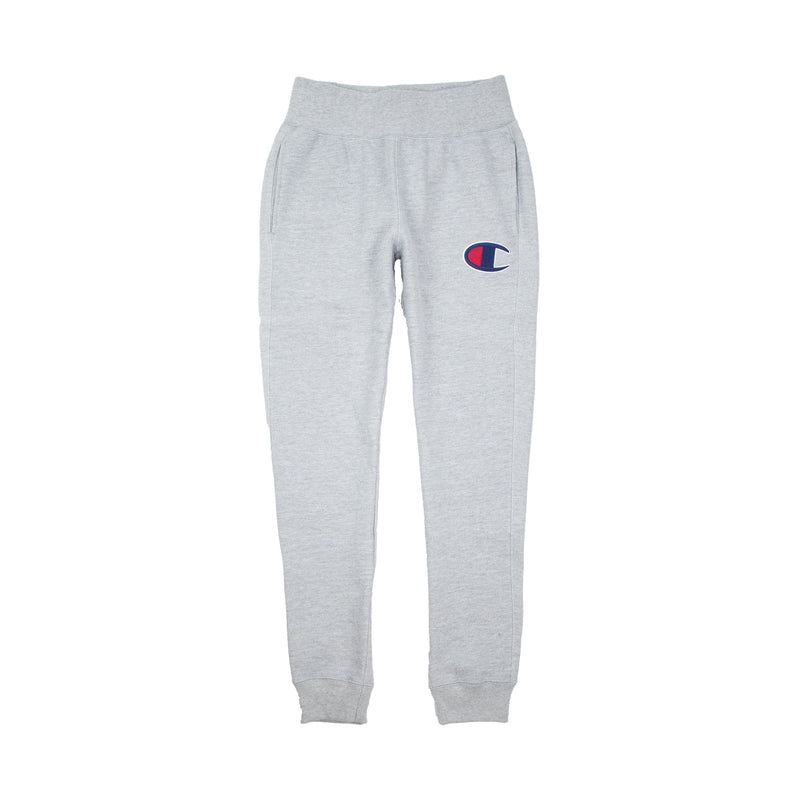 Champion Women's Reverse Weave Big C Joggers Oxford Grey