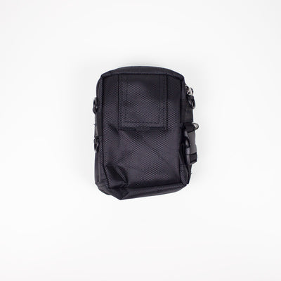 Civil Regime Global Crossbody Bag Black Back